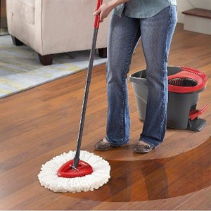 Mops, Brooms And Floor Sweepers