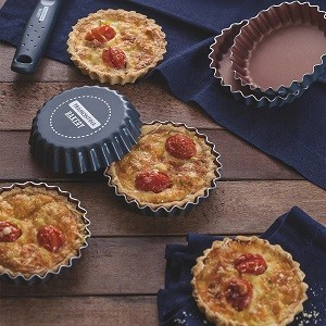 Pie, Flan And Tart Tins