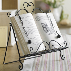 Recipe & Book Holders