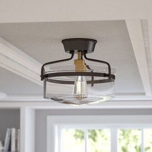 Semi Flush Light