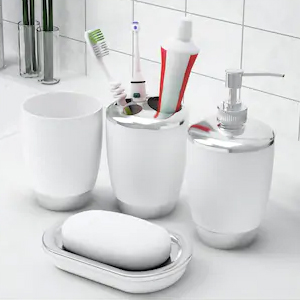 Soap Dishes And Dispensers