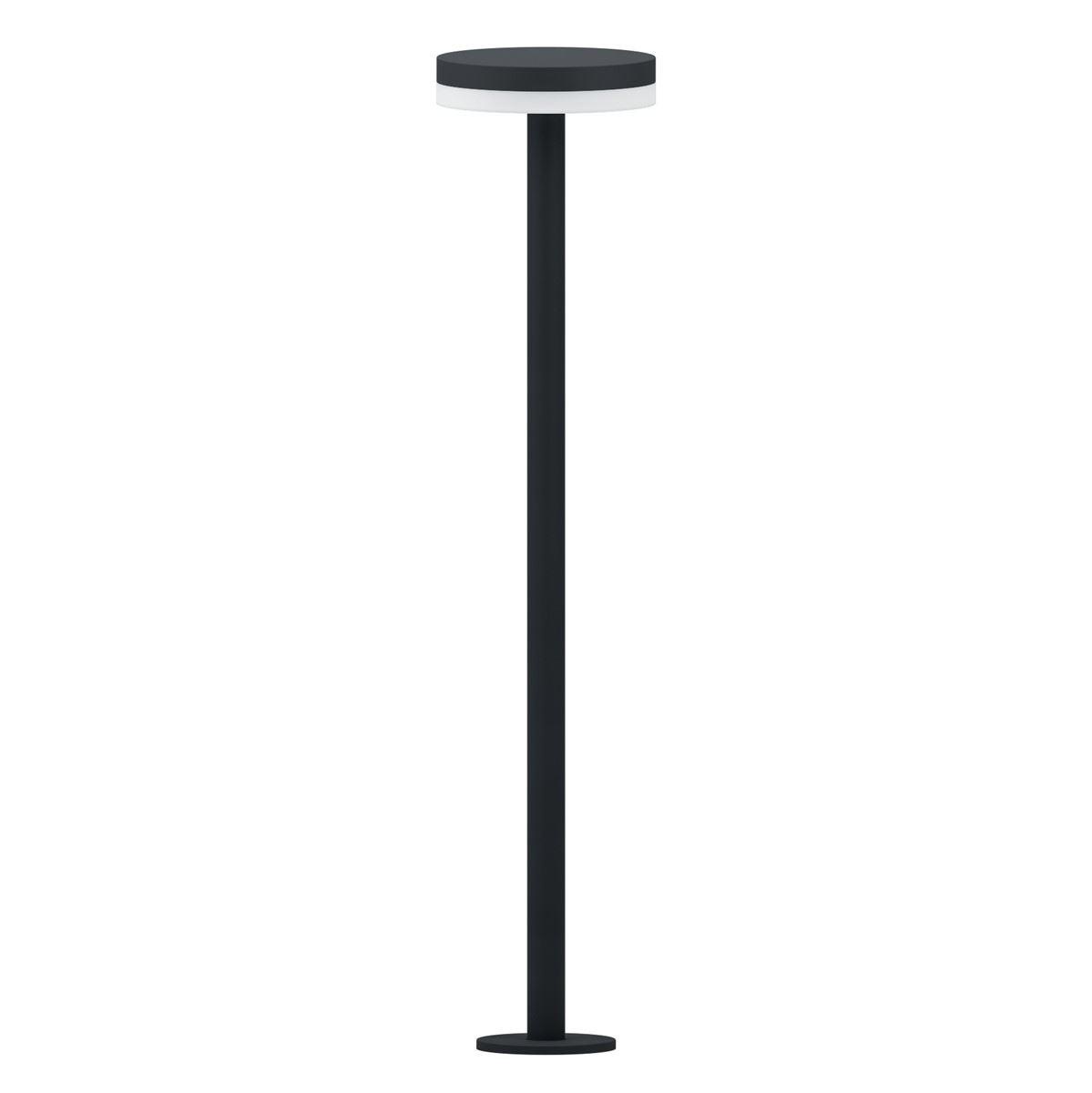 EGLO Led Stylish Aluminium Floor Lamp Without Switch Retro Home Interior Lighting