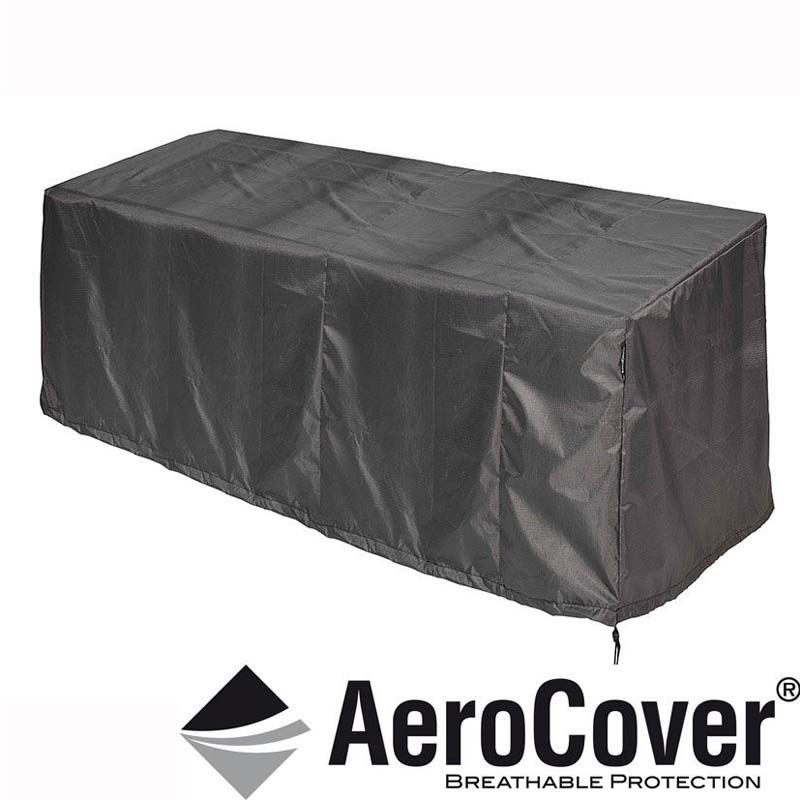 Lounge Bench Aerocover 250 X 100 X 70cm High Water Resistant Uv Protection