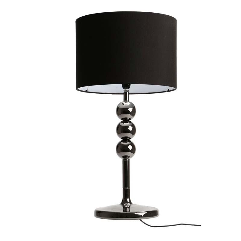 Stylish Gunmetal Lamp Bedroom/Living Area Lighting - Unique Style