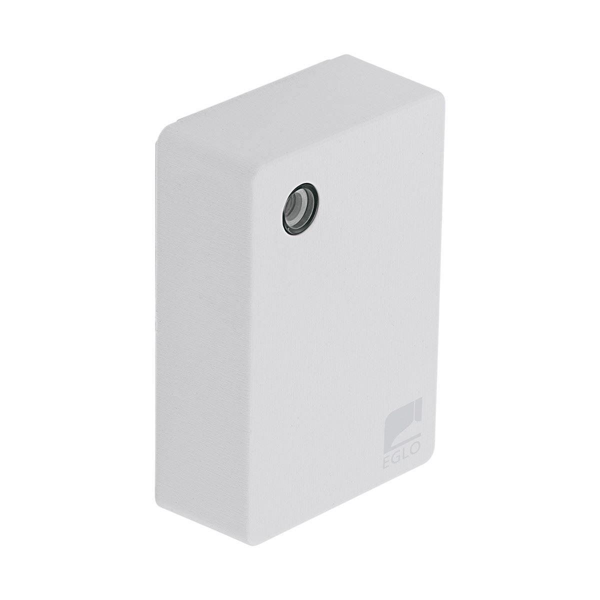 EGLO New Detect Me Pir Sensor In White