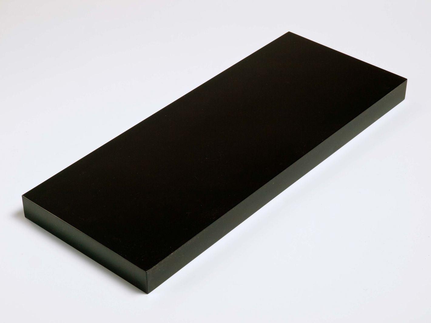 Hudson Box Shelf Kit - Gloss Black Width : 900Mm