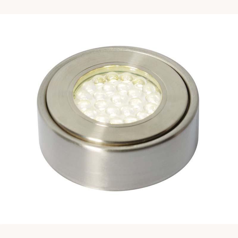 Laghetto Led, Mains Voltage, Circular Cabinet Light, 3000K Warm White