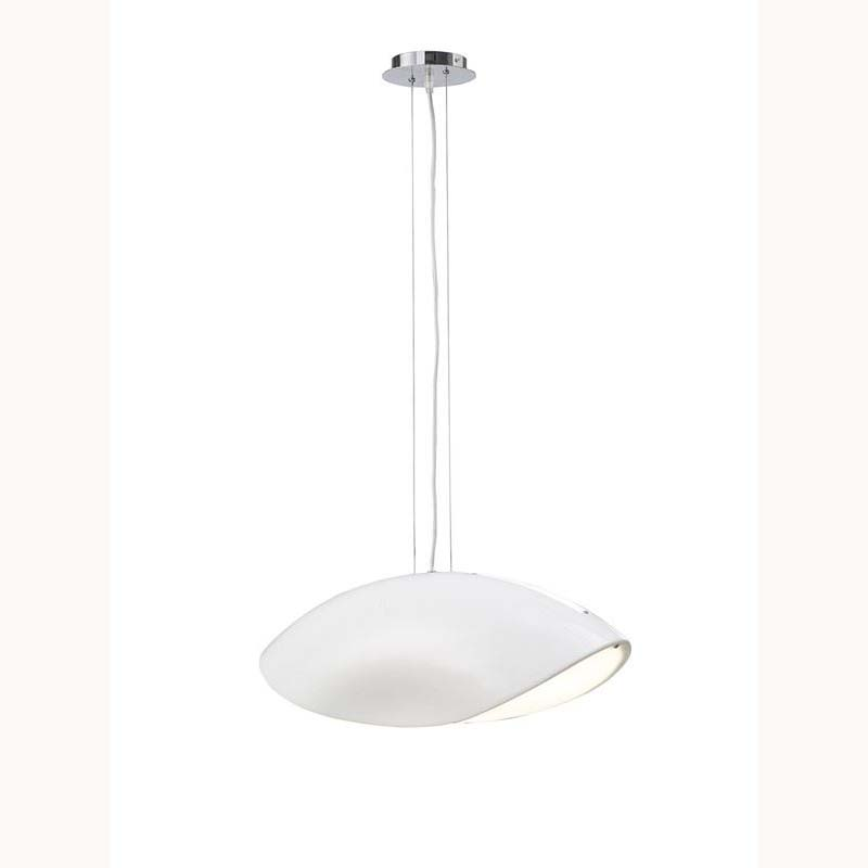 Pasion Pendant 4 Light White