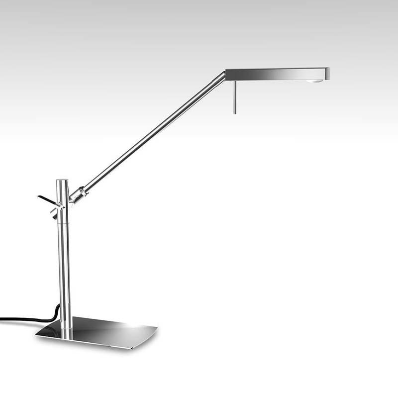 Phuket Polished Chrome LED Table Lamp