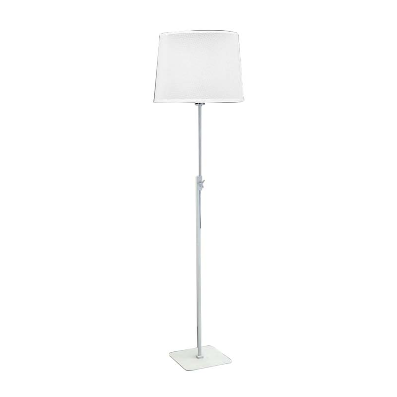 Mantra M5312 Habana White Round Shade 350mm, Suitable for Floor Lamps