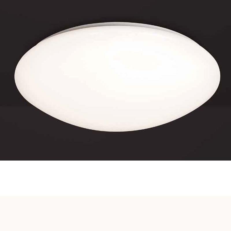 Mantra M5410 Zero E27 Ceiling/Wall 5x20W Large, White Acrylic