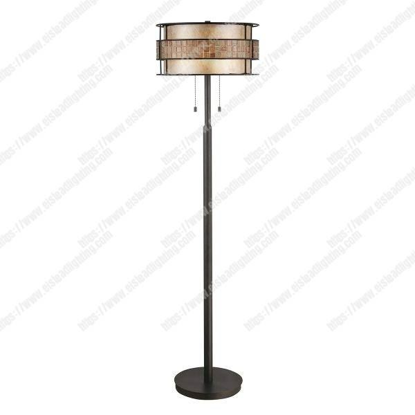 Laguna 2 Light Floor Lamp