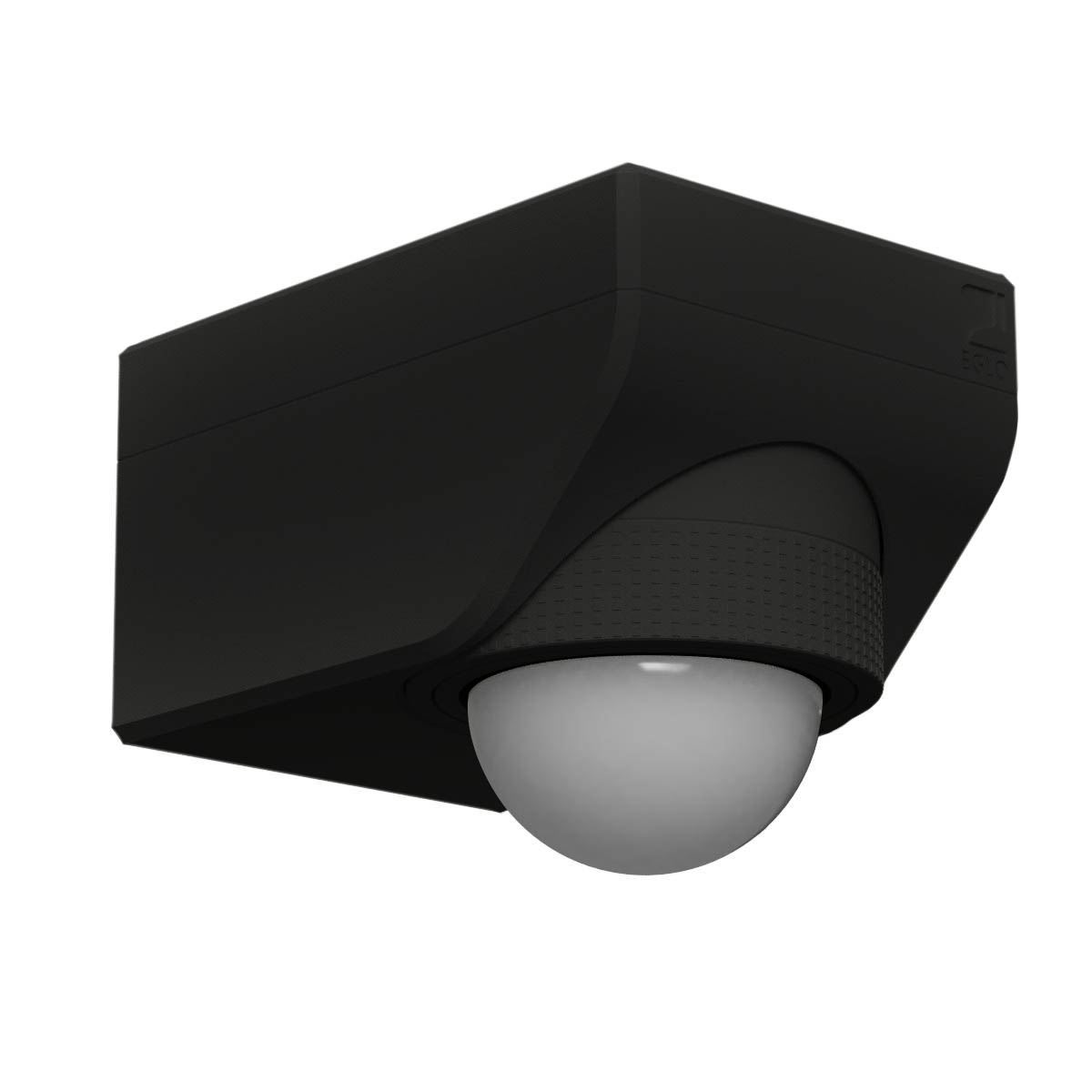 Black Outdoor Light Motion Detector Entrance Door Lighting Wall Lamp Down Spot