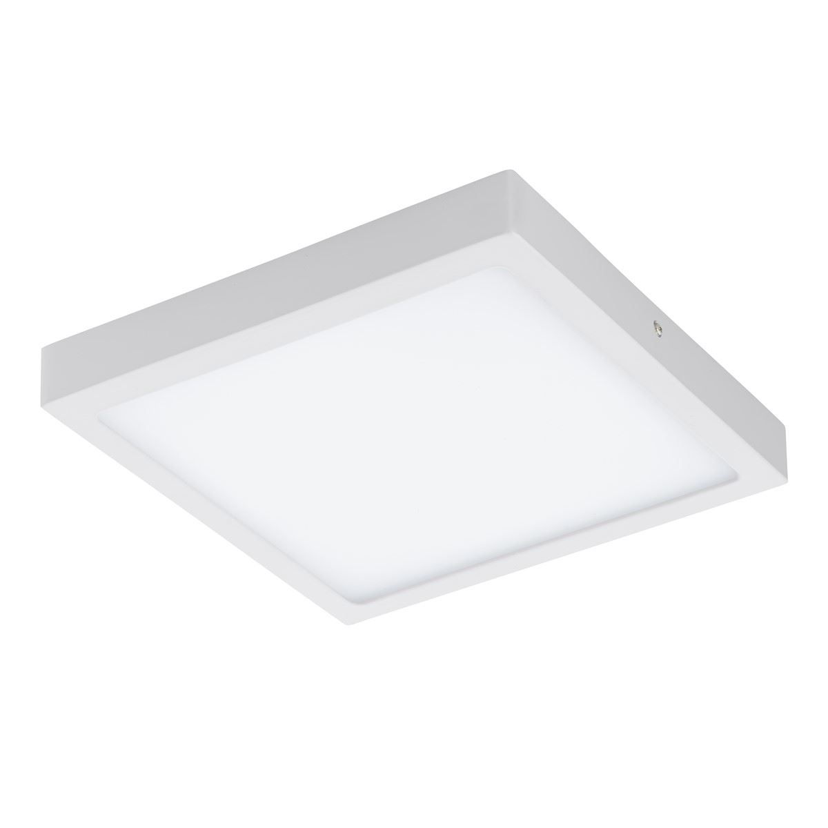 Led Ceiling Recessed White Square Panel Down Light Lamp 2 Mode Colour Blue-Rgb