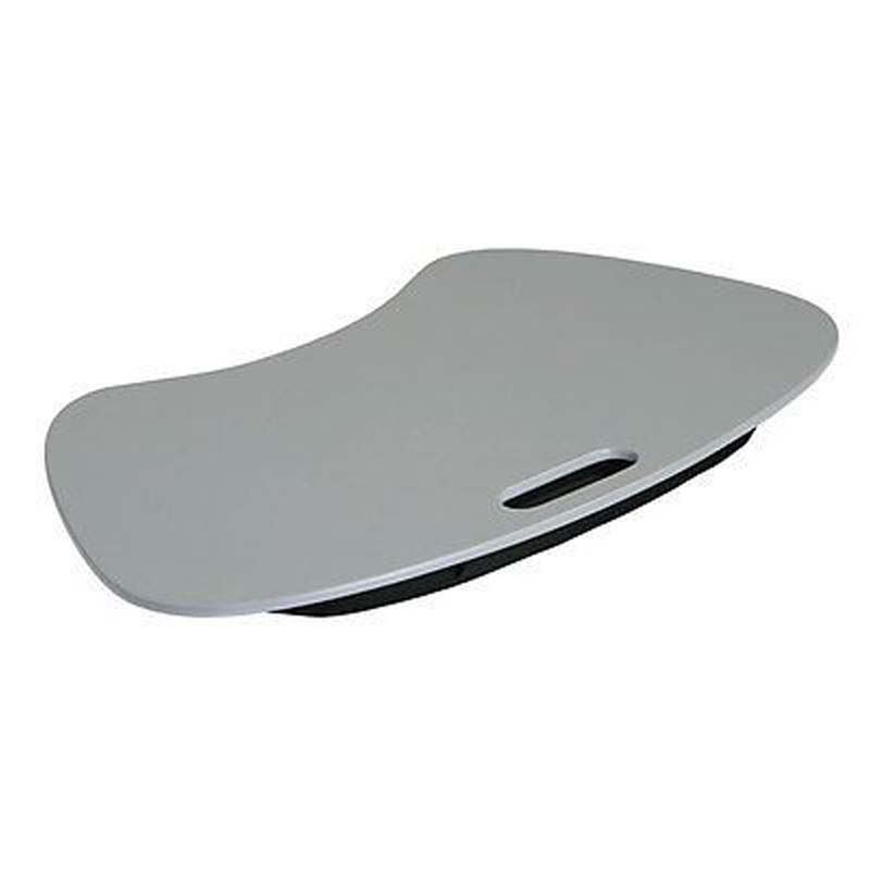 Laptop Tray,Grey,Padded Rest