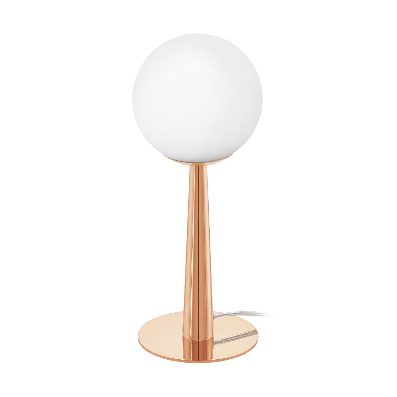 Buccino Table Lamp Led Design 1 Table Light G9 Steel Copper White