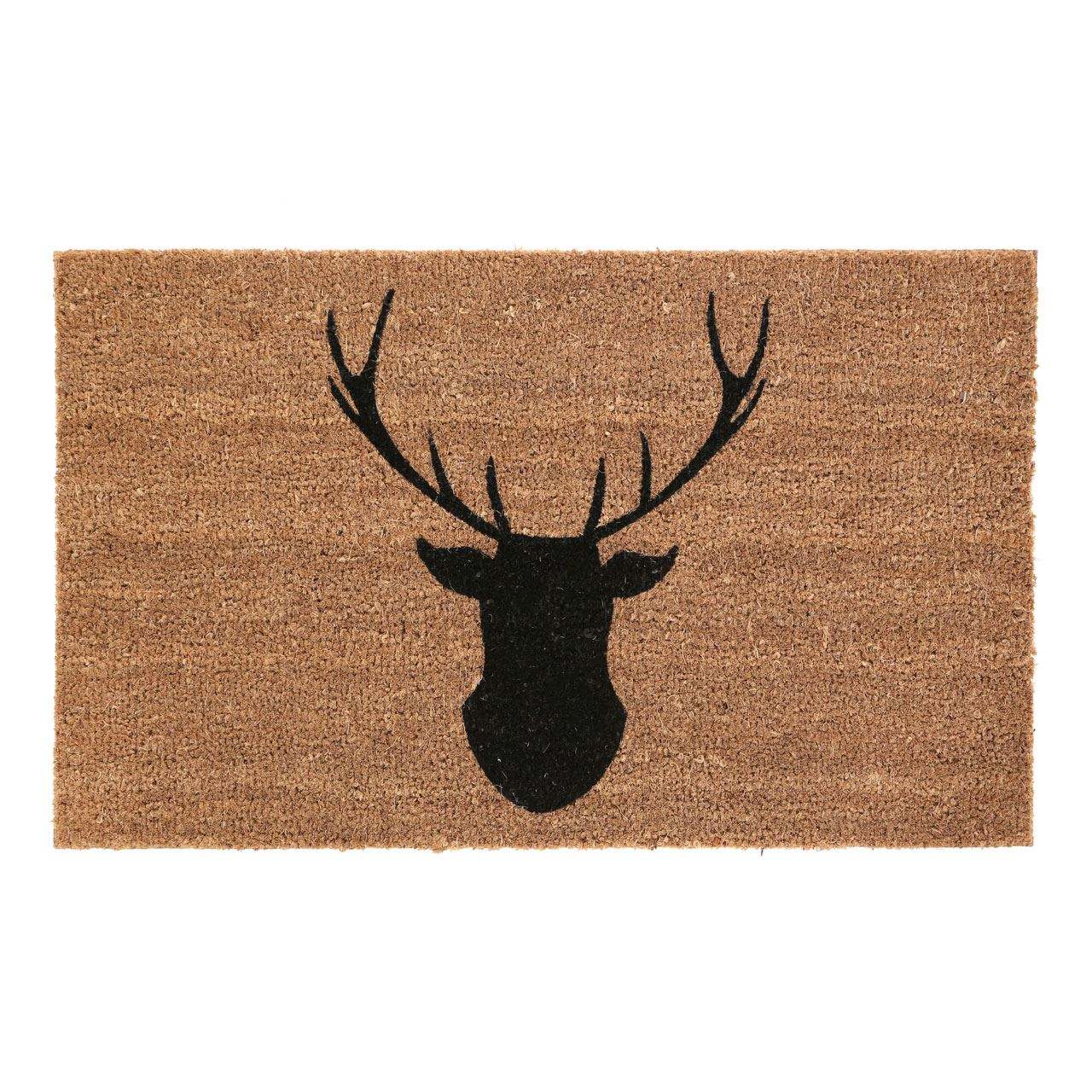 Deer Doormat,Pvc Backed Coir