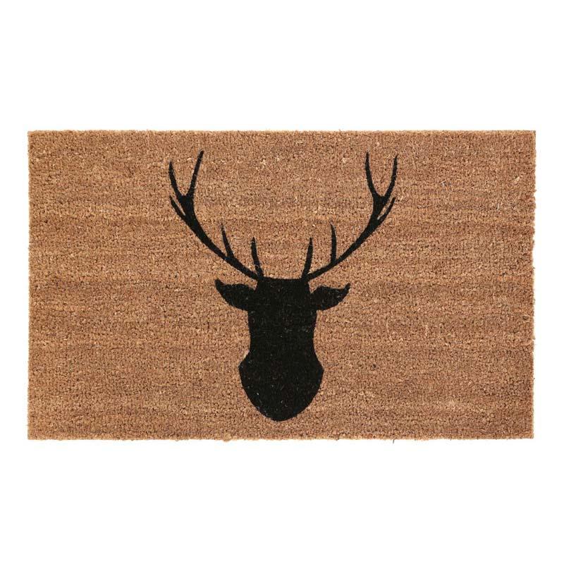 Deer Doormat,Pvc Backed Coir
