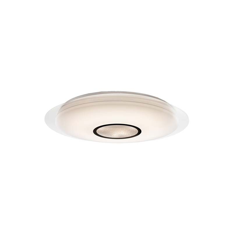 Maldivas Tuneable White 3000-6000, Dimmable Flush Fitting With Remote Control
