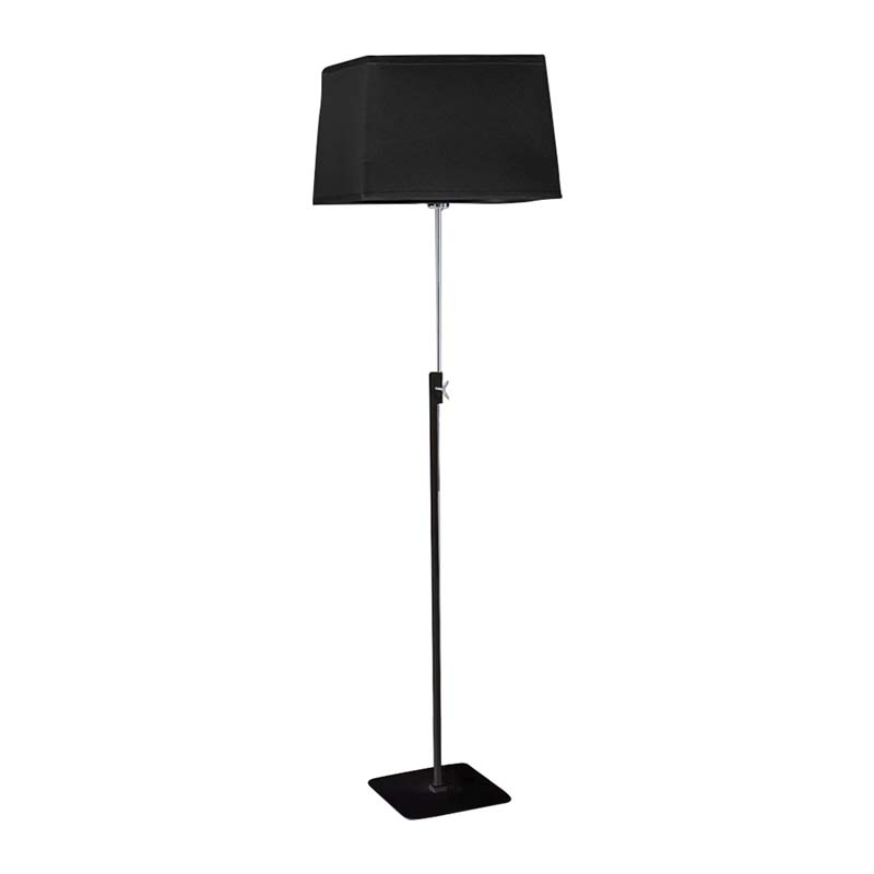 Mantra M5313 Habana Black Round Shade 350mm, Suitable for Floor Lamps