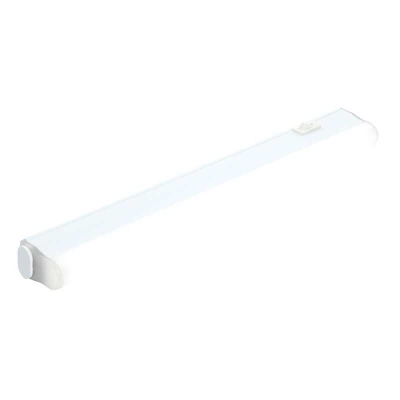 Sleek 300mm 6W Sw Natural White Cabinet - Opal Pc