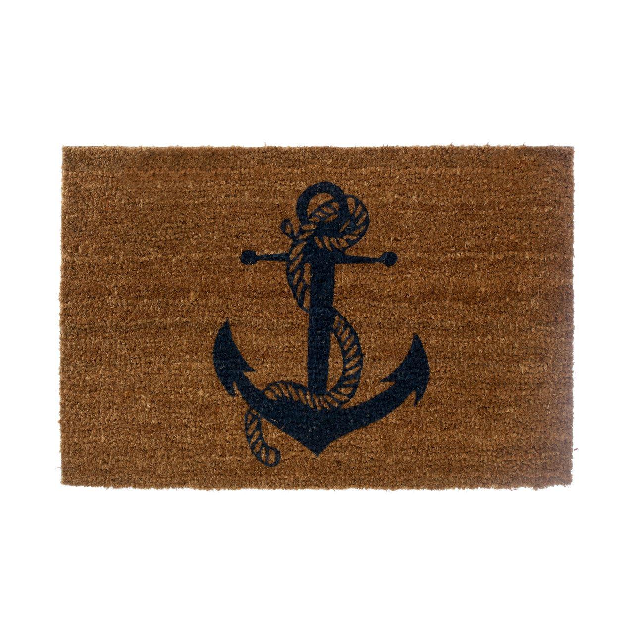 Sailor Doormat,Pvc Backed Coir