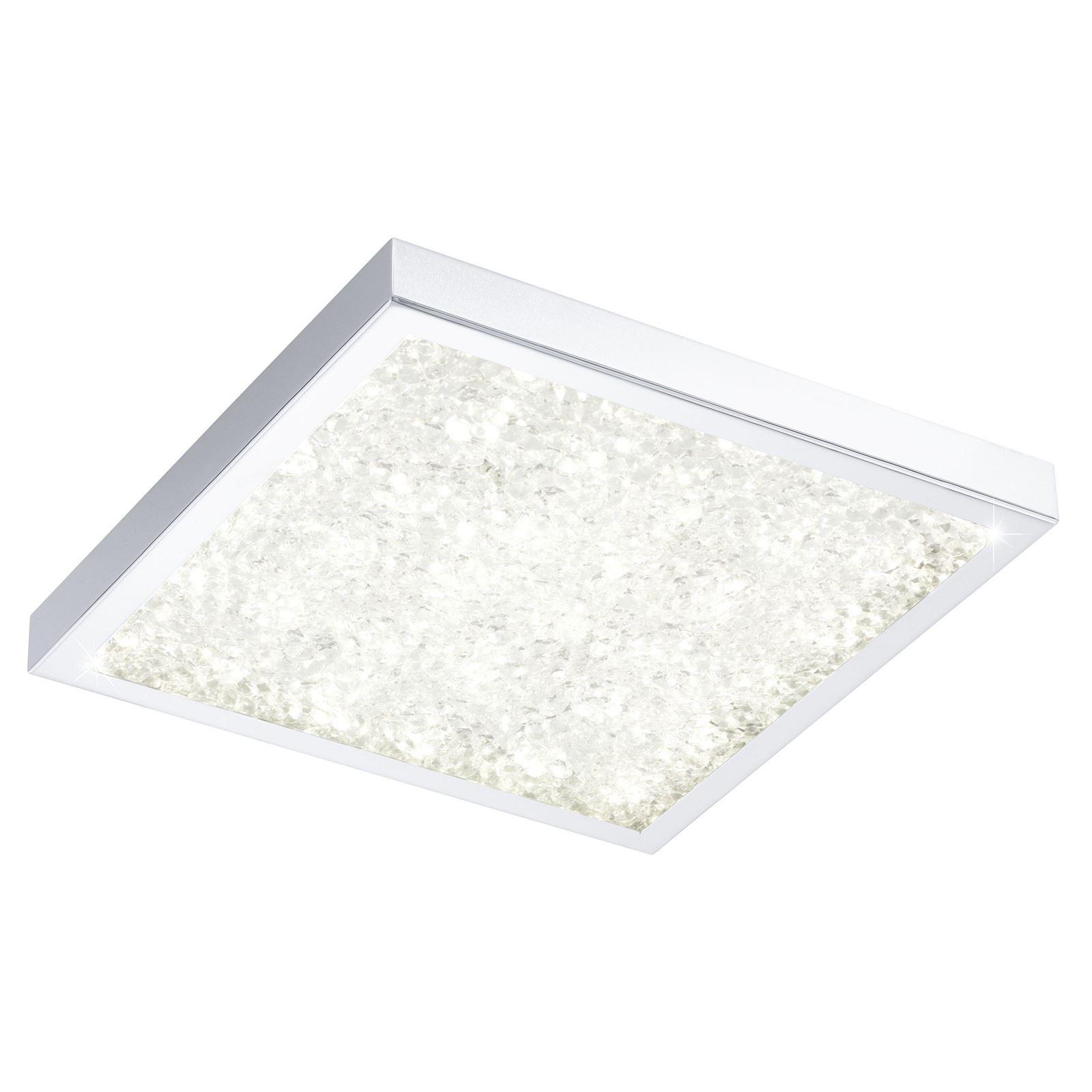 Cardito Led Ceiling Light 16W Chrome Length 320 Mm