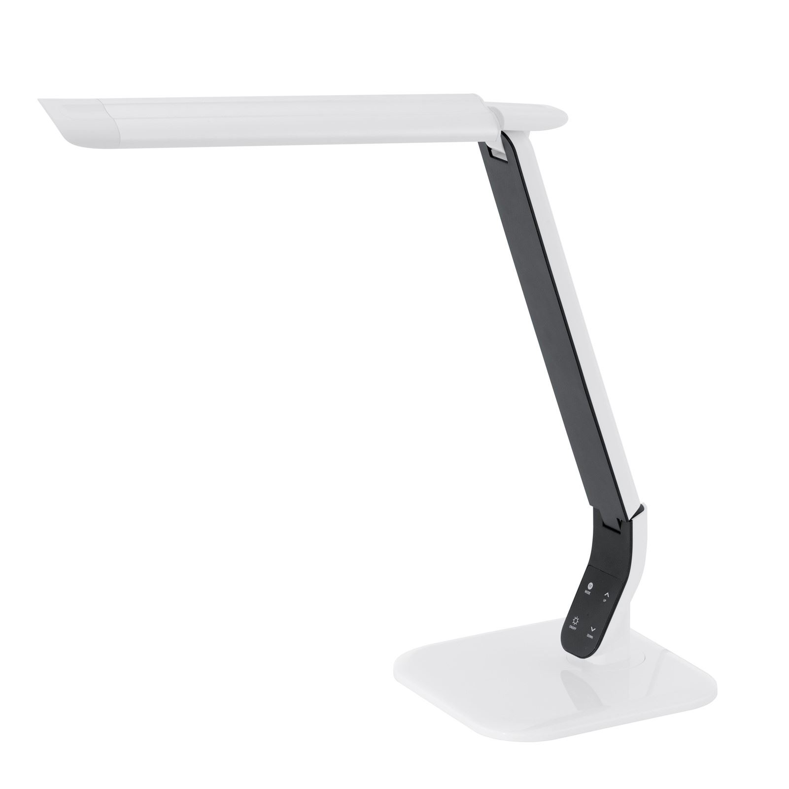 Sellano Plastic Steel Led-Table Lamp Touchdimmer White