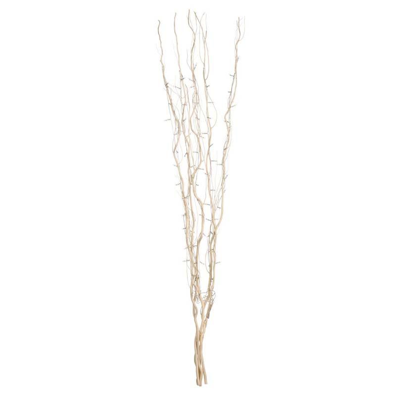 Twigs,80 Interwoven Lights,White Twigs