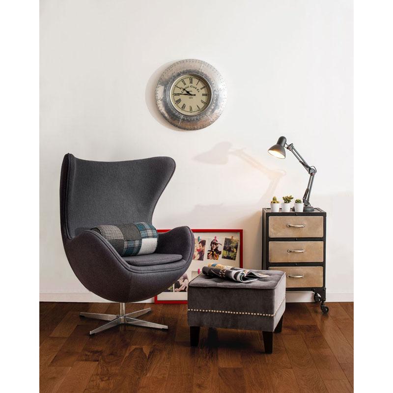 Studio Desk Lamp, Adjustable, Black