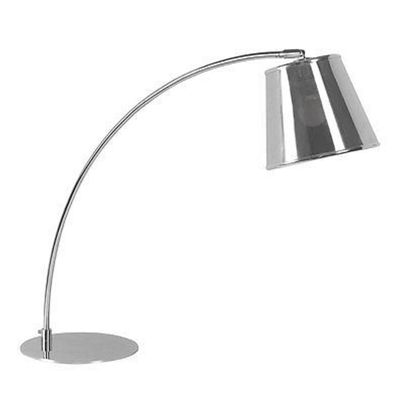 Table Lamp,Chrome,Pvc Shade
