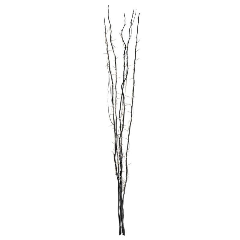 Twigs,Black Colour,80 Lights