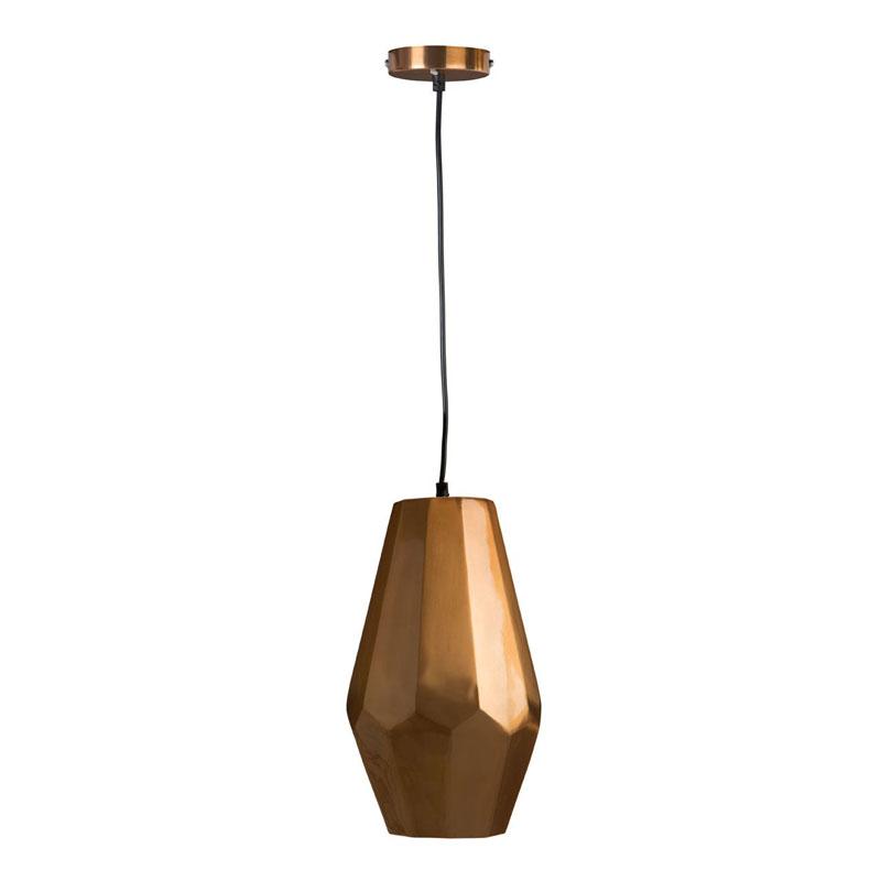 Decorative Pendant Light,Aluminium,Copper Finish