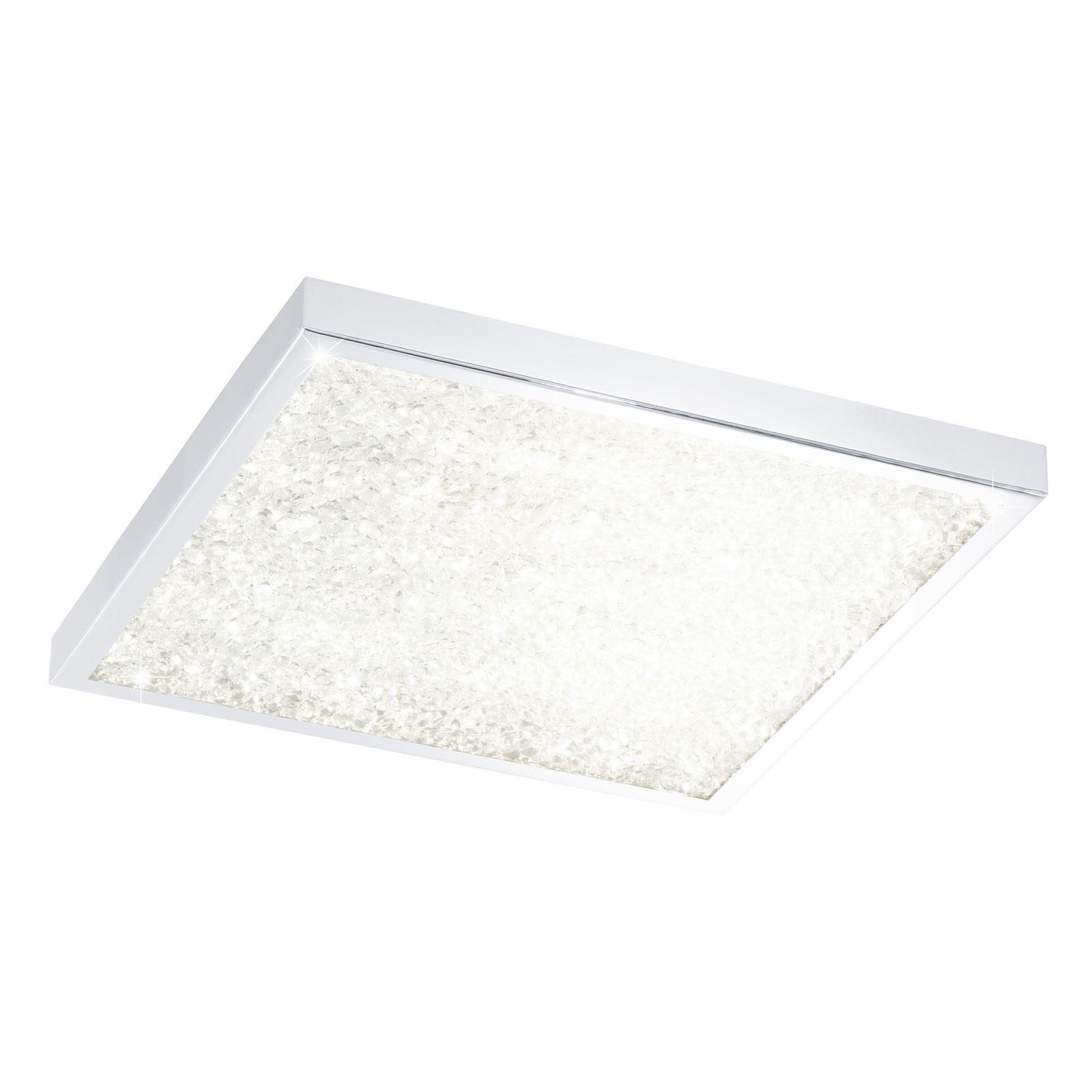 Cardito Led Ceiling Light 16W Chrome Length 440 Mm