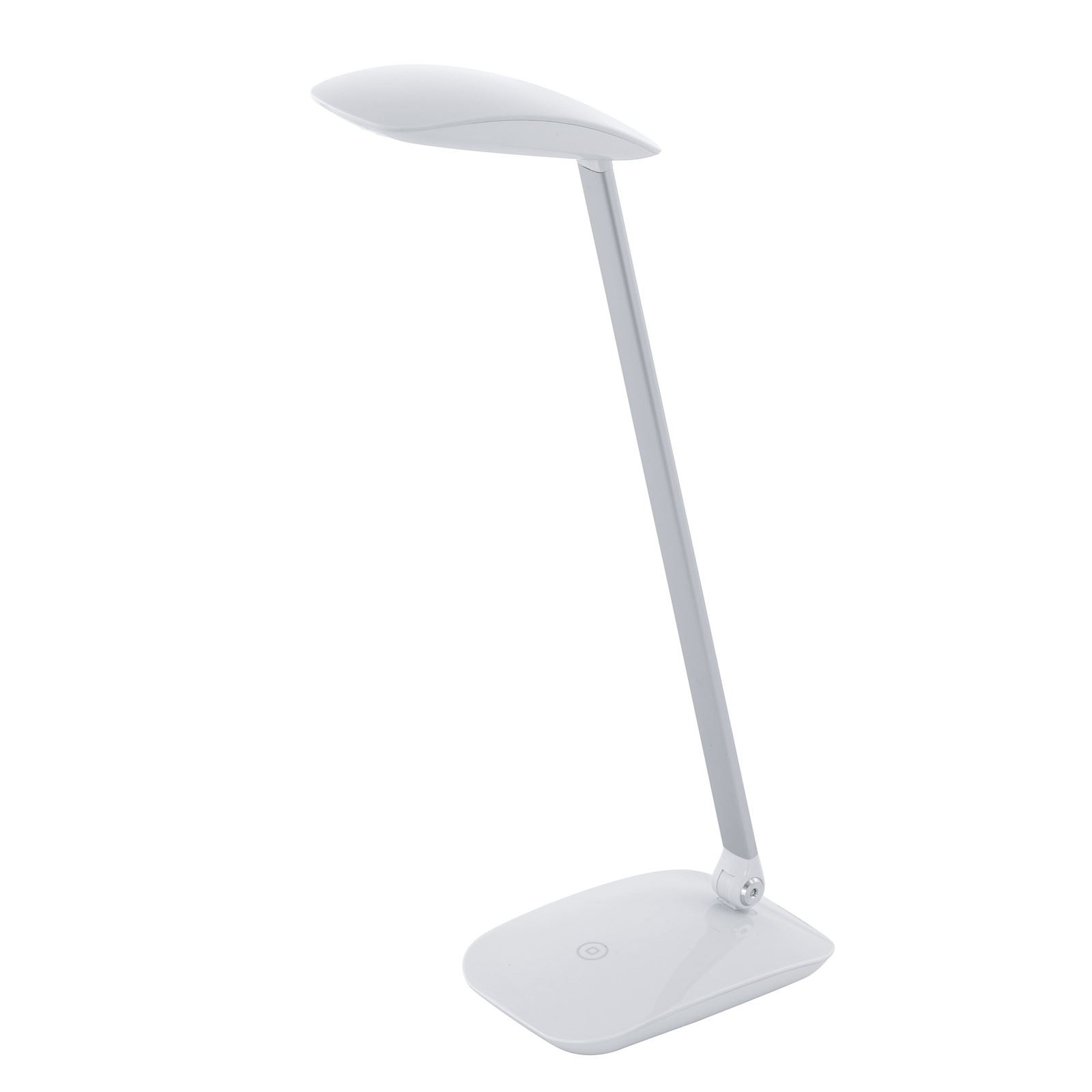 Cajero Led-Table Lamp Plastic White 5 Years Warranty Touchdimmer