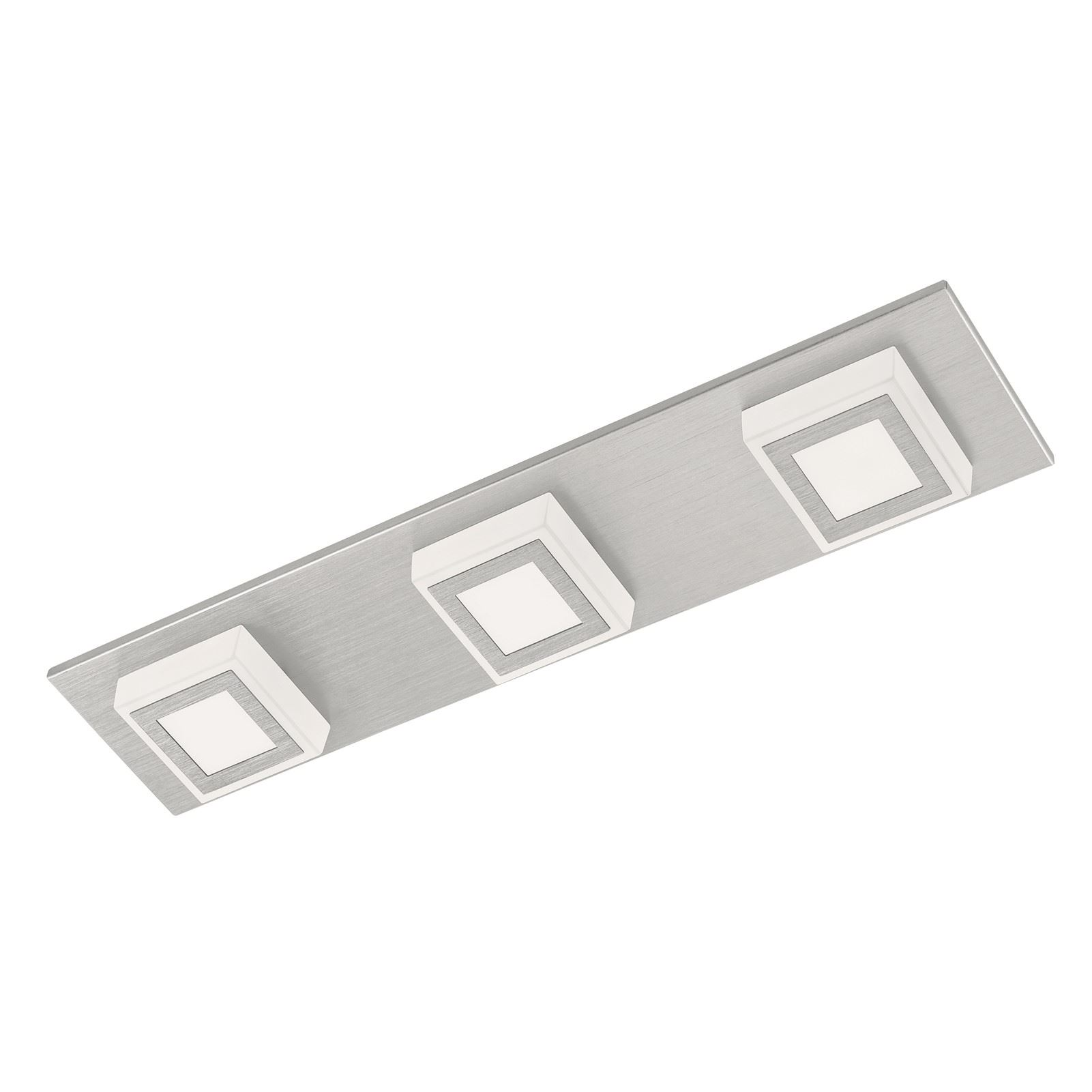 Masiano LED Brushed Satin Ceiling/Wall Lighting