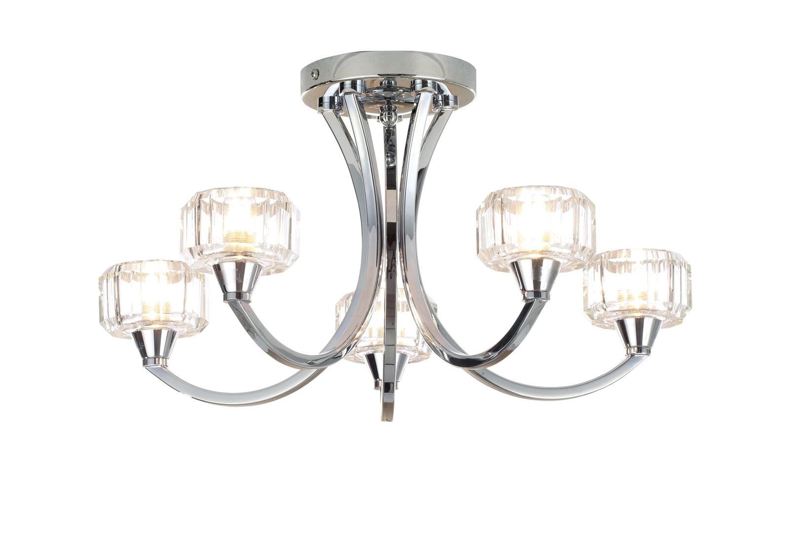 Octans 5 Light Ceiling Fitting