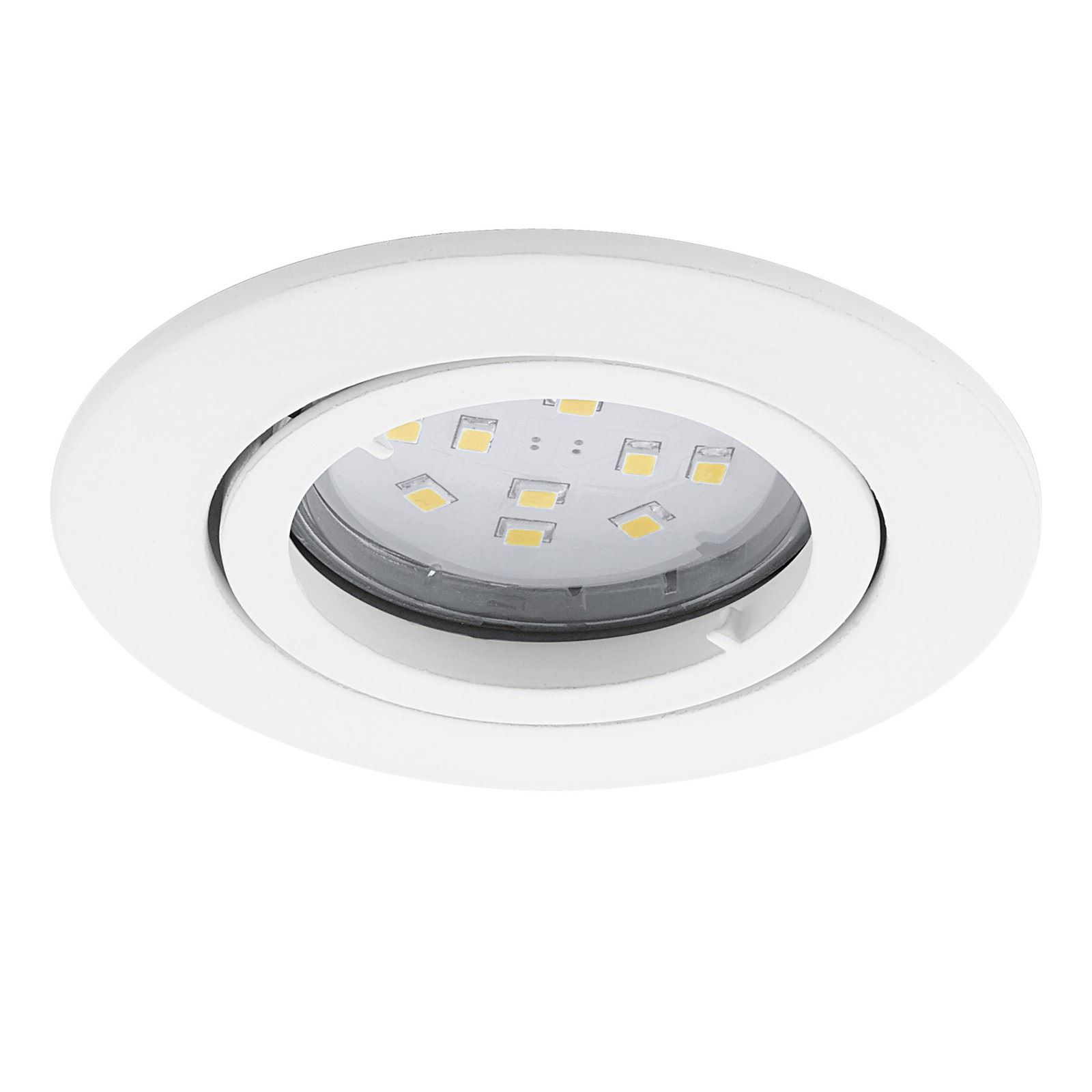 Tedo Modern Recessed Light Gu10-Led 3X 5W Without Switch