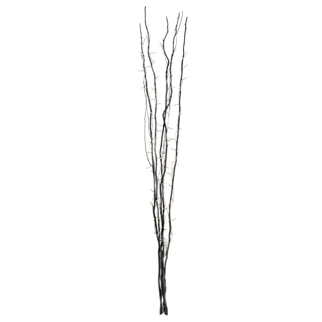 Twigs,Black Colour,80 Lights