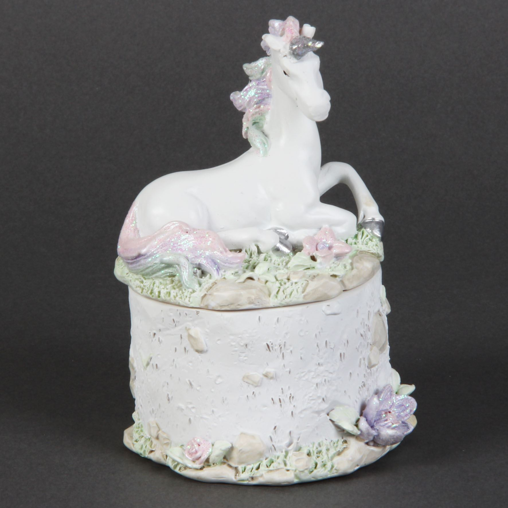 Unicorn Magic Collection - Unicorn Trinket Box