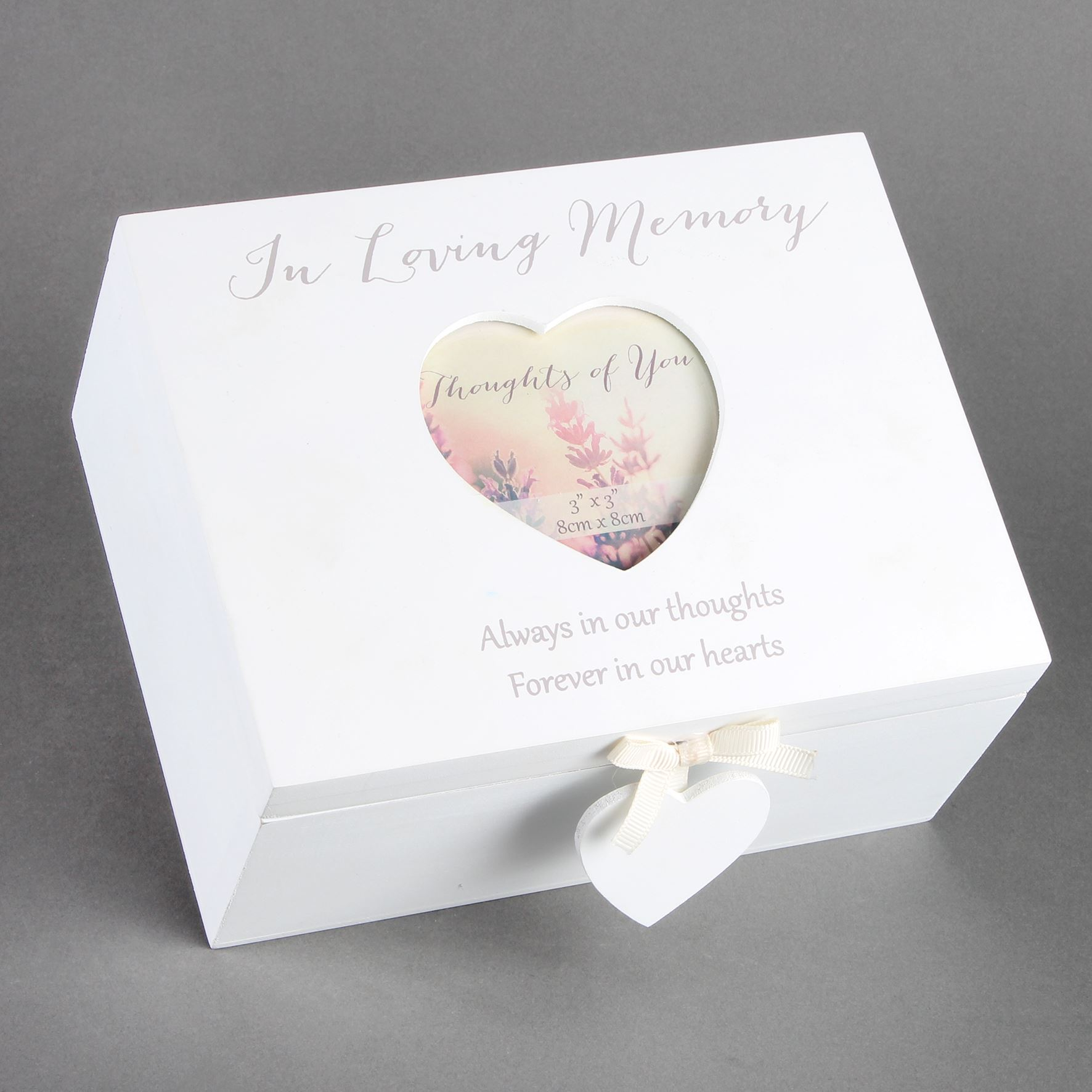 Thoughts of You Mdf Memory Box