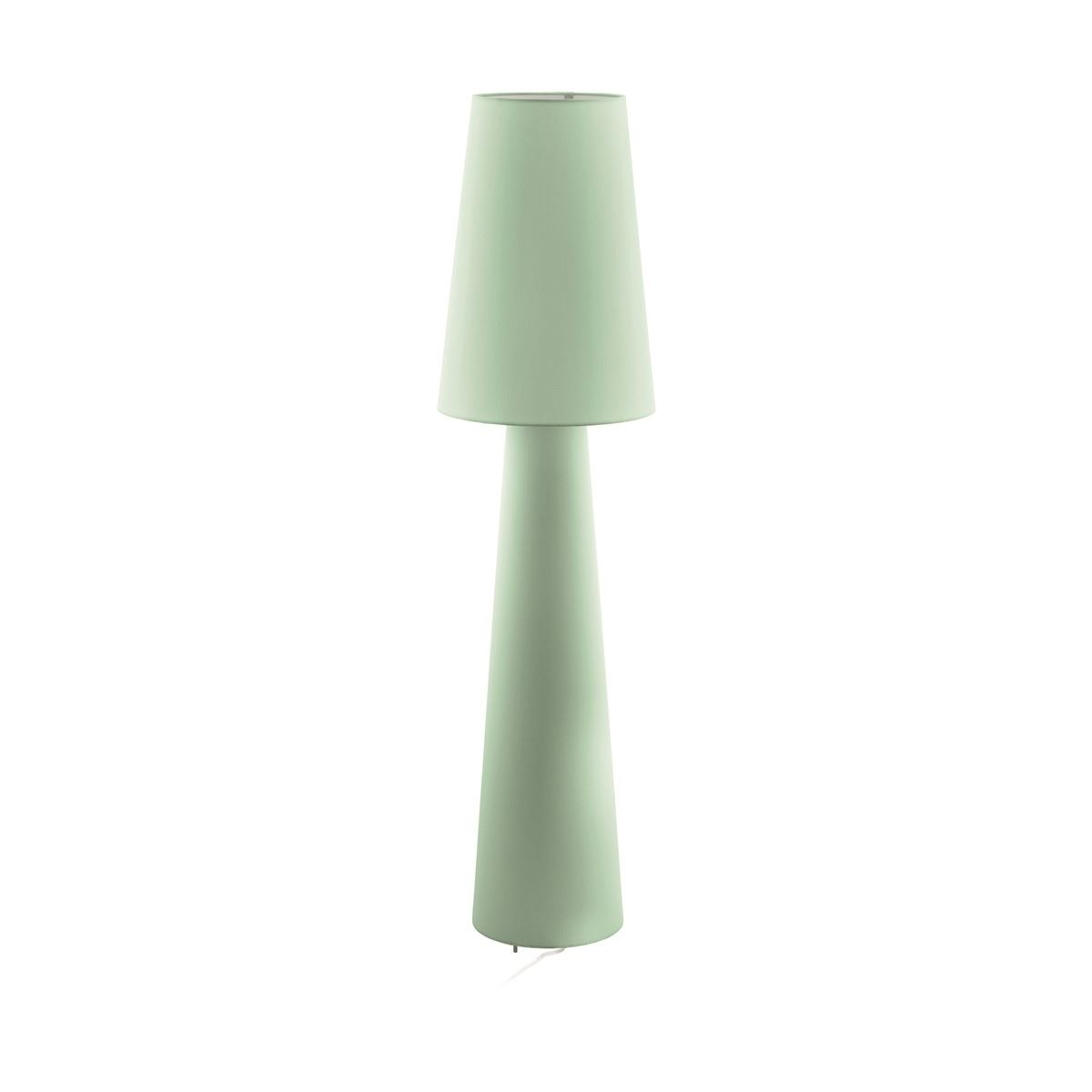 Modern Style Green Bedside Table Lamp