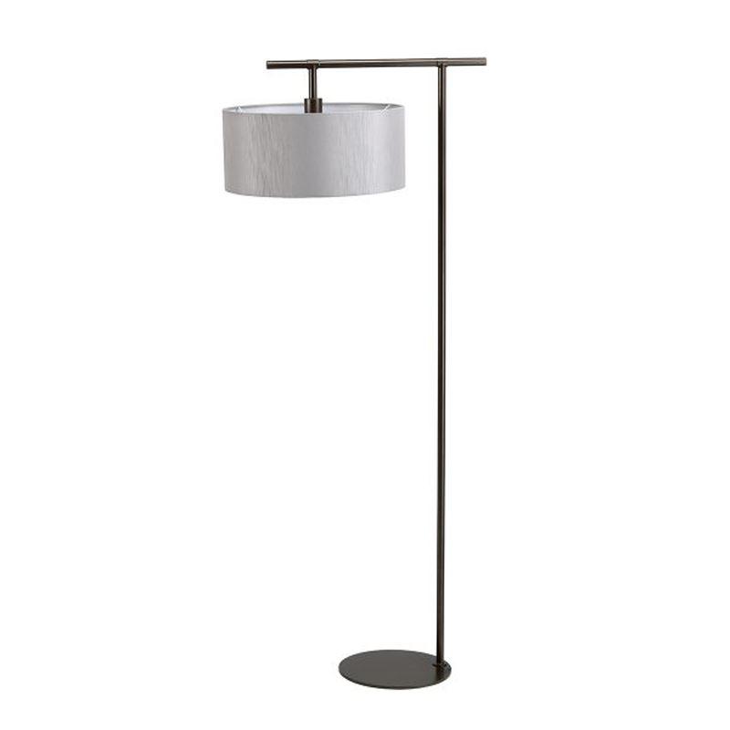 Balance 1 Light Floor Lamp - Dark Brown