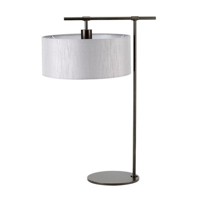 Balance 1 Light Table Lamp - Dark Brown