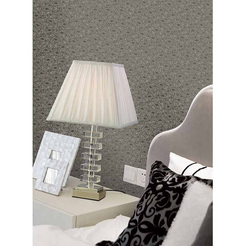 Designer 1 Light Crystal Table Lamp Crystal Without Shade
