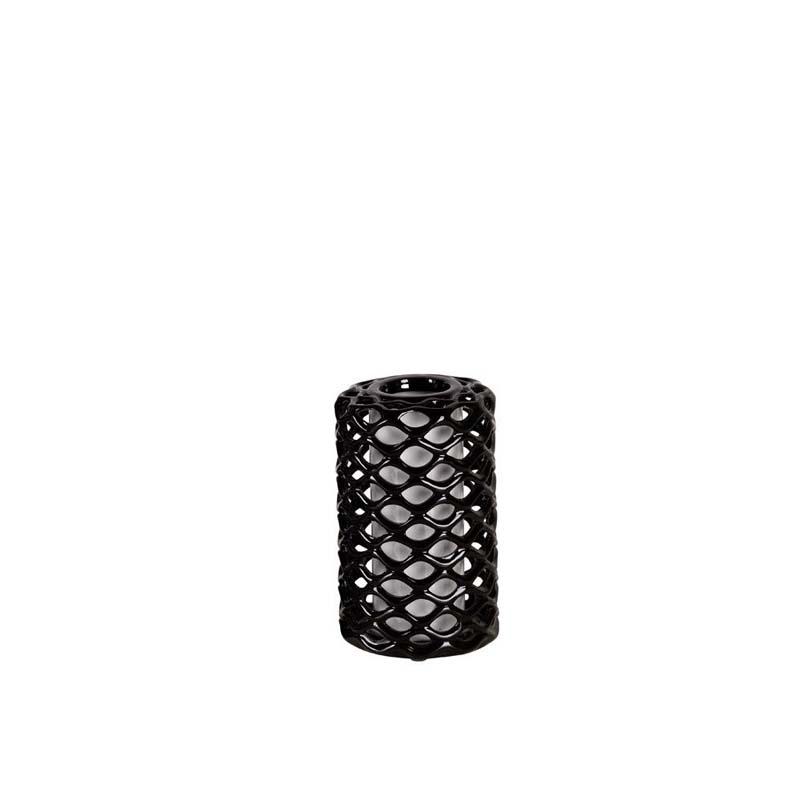 Black And White Decor Ceramic Vase
