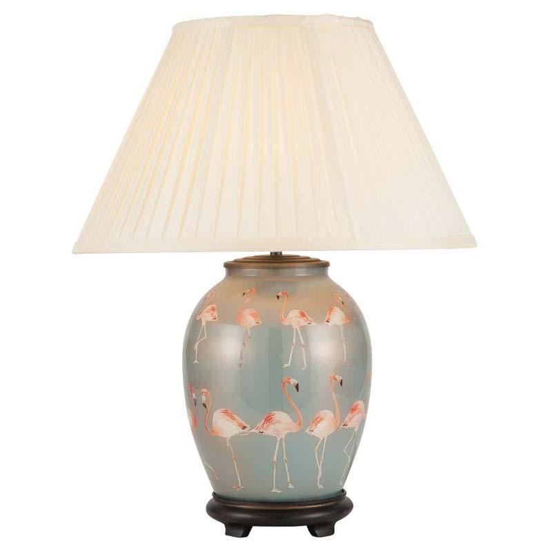 Flamingos Beautiful Array Designed Table Lamp