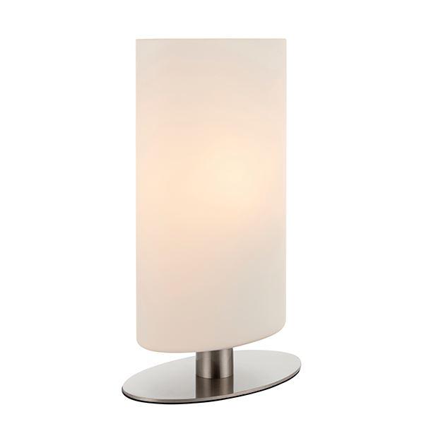 Palmer Table Lamp 40W SW - Matt Opal Duplex Glass
